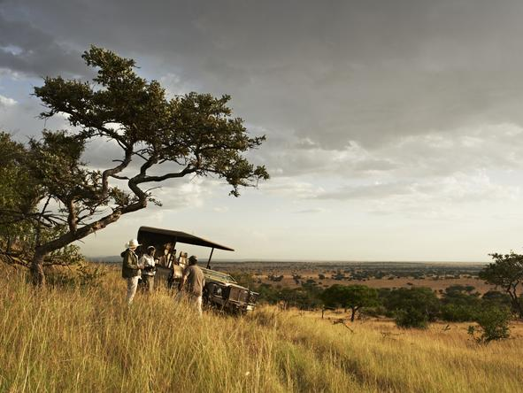 Singita Explore - Game Drive