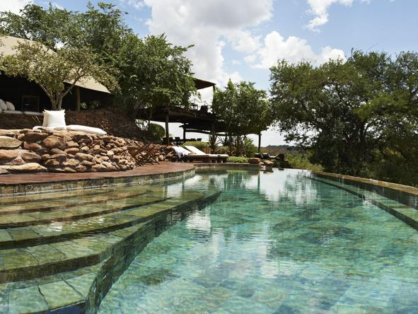 Singita Faru Faru River Lodge - Pool