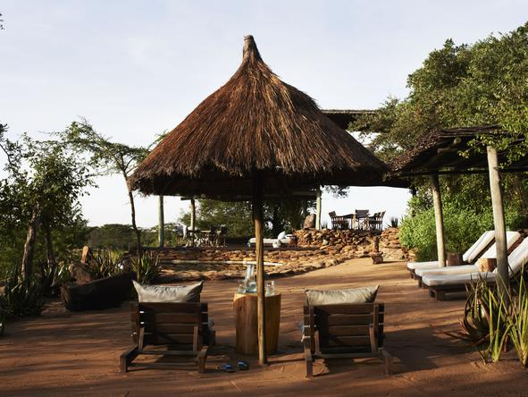Singita Faru Faru River Lodge - Relaxing