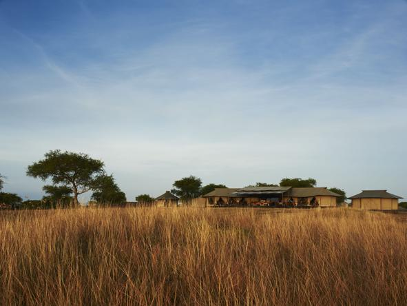 Singita Sabora Tented Camp - Location