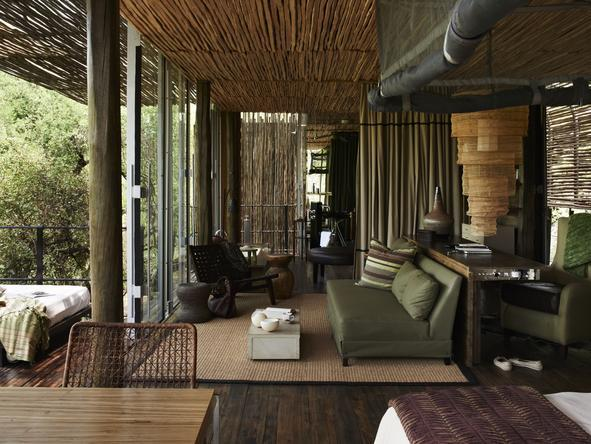 Singita Sweni Lodge - Room