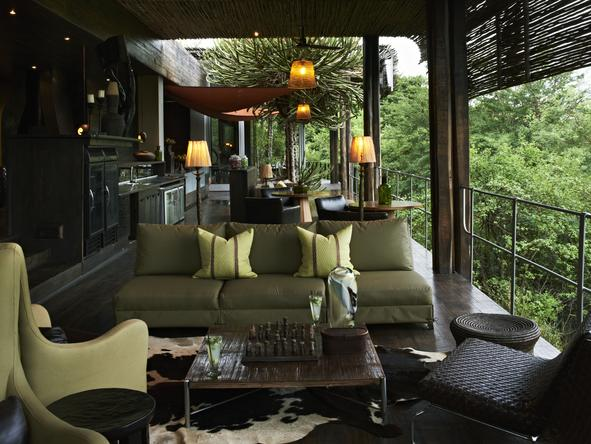 Singita Sweni Lodge -Lounge2