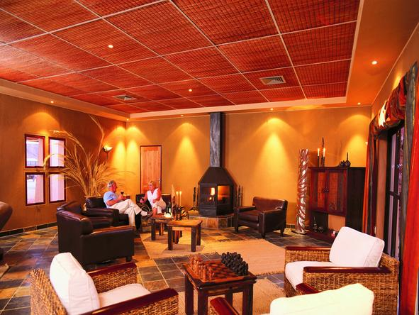 Sossusvlei Lodge - lounge