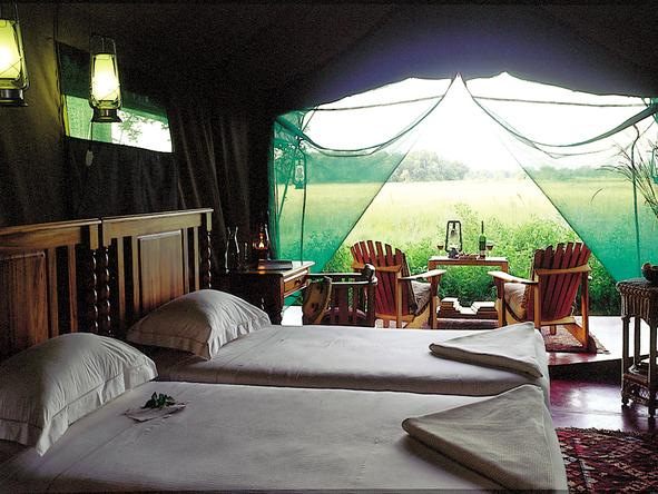 Stanleys Camp - Bedroom