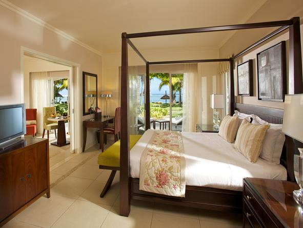 Sugar Beach Resort - luxury suite