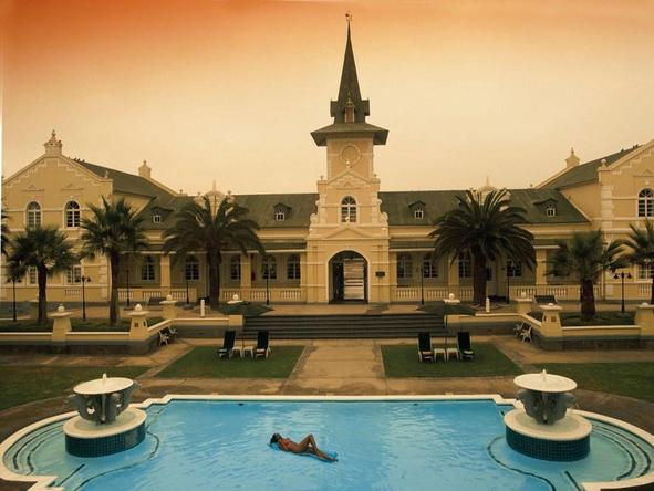 Swakopmund Hotel and Entertainment Centre - Exterior
