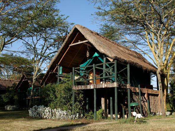 Sweetwaters Tented Camp - Camp2