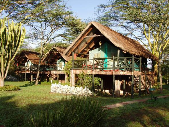 Sweetwaters Tented Camp - Accommodation