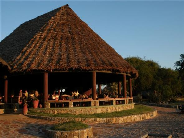 Tarangire Safari Lodge - Lodge