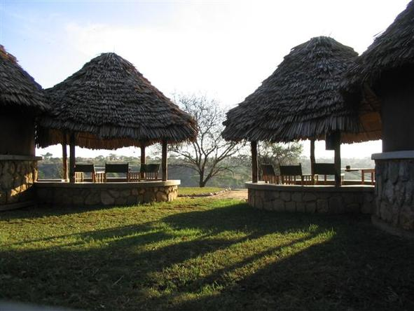 Tarangire Safari Lodge - View