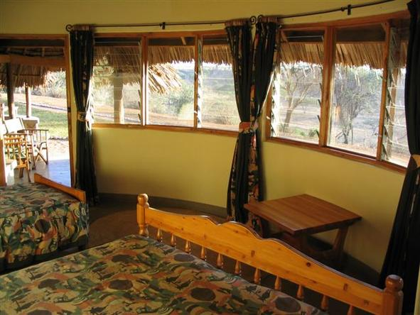 Tarangire Safari Lodge - Bedroom