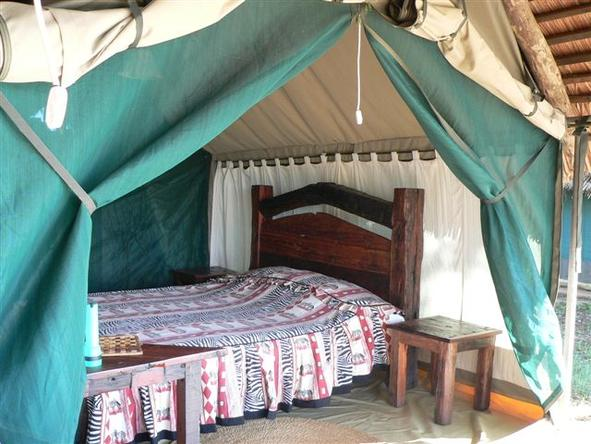 Tarangire Safari Lodge - Bedroom2