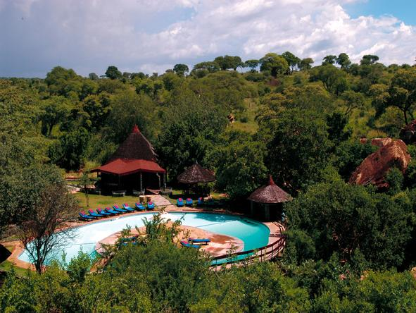 Tarangire Sopa Lodge - Location
