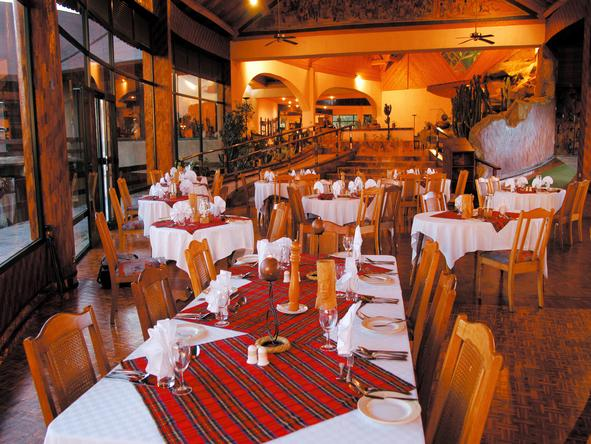 Tarangire Sopa Lodge - Dining