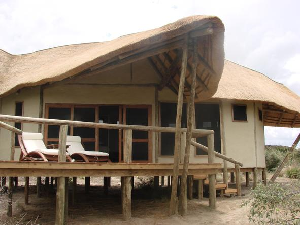 Tau Pan Camp - Chalet
