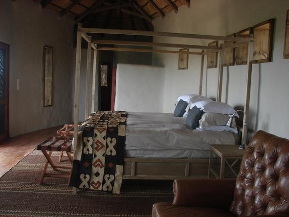 Tau Pan Camp - Bedroom2