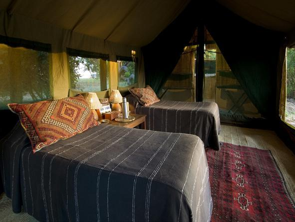 Tena Tena - tent bedroom