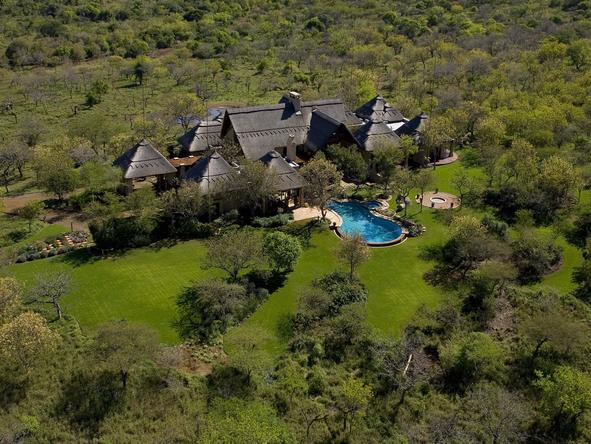 Thanda Private Game Reserve - view