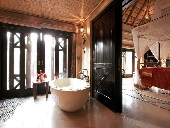 Thanda Private Game Reserve - villa