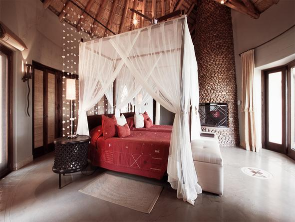 Thanda Private Game Reserve - bedroom