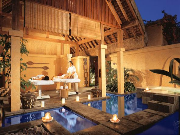 The Oberoi - relaxing spa treatment