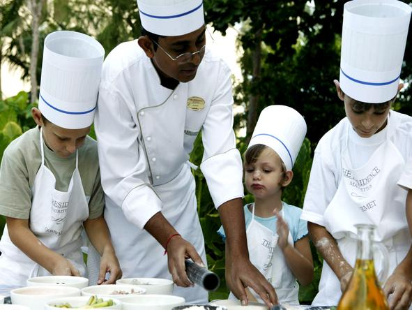The Residence Mauritius - Kids Club fun