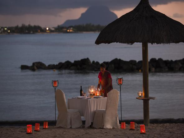 The Sands Resort and Spa - Romantic Dinner