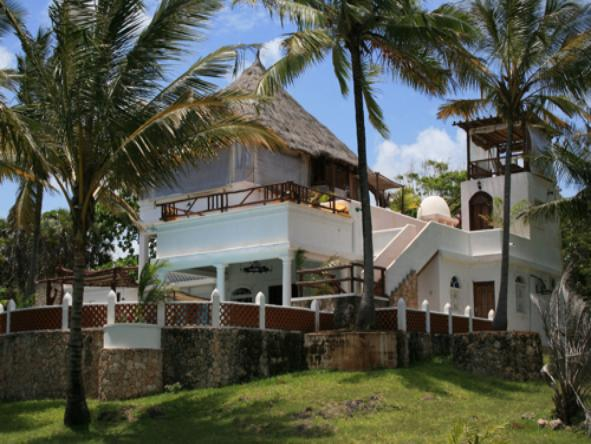 The Swahili House - House1