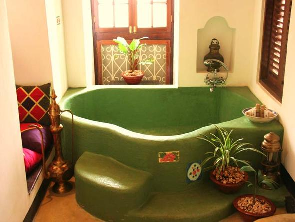 The Swahili House - Bathroom