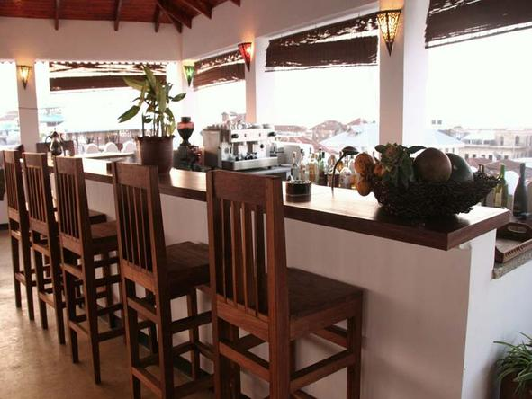 The Swahili House - Bar/Restaurant