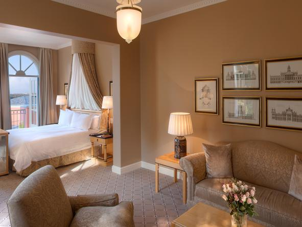 The Westcliff Hotel - Bedroom2