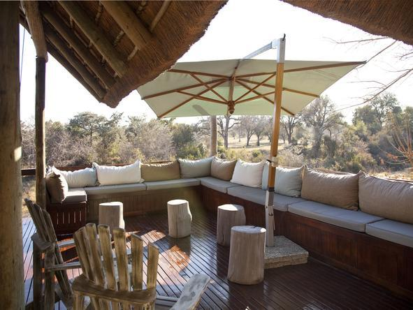 Thornybush Main Lodge - Lounge