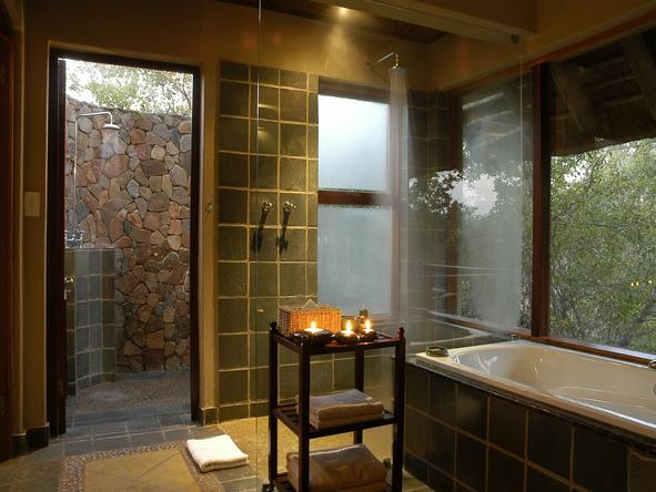 Thornybush Main Lodge - Bathroom