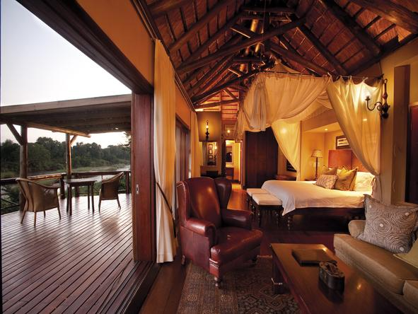 Tinga Narina Lodge - suites