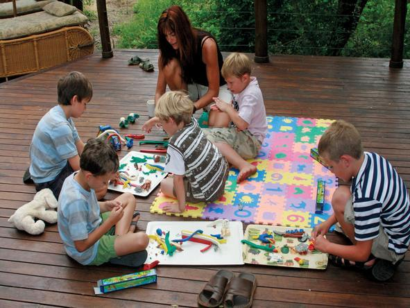 Tuningi Safari Lodge - Kids Club