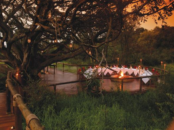 Tuningi Safari Lodge - Boma