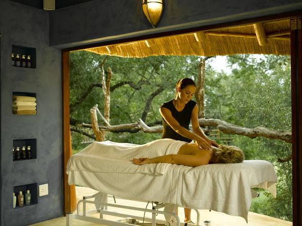 Ulusaba Cliff Lodge - Spa