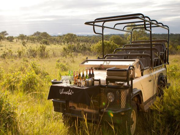 Ulusaba Cliff Lodge - Game Drive