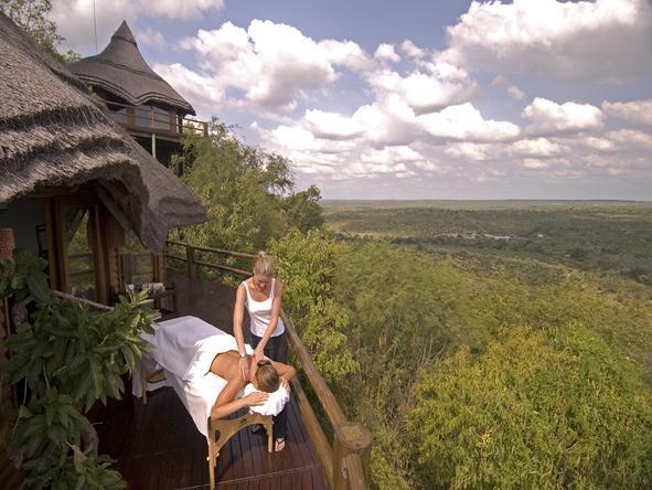 Ulusaba Rock Lodge - Spa