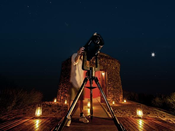 Ulusaba Safari Lodge - Star Gazing