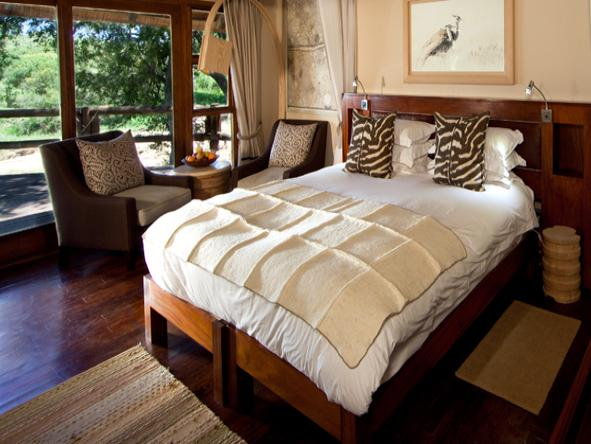 Ulusaba Safari Lodge - Bedroom2