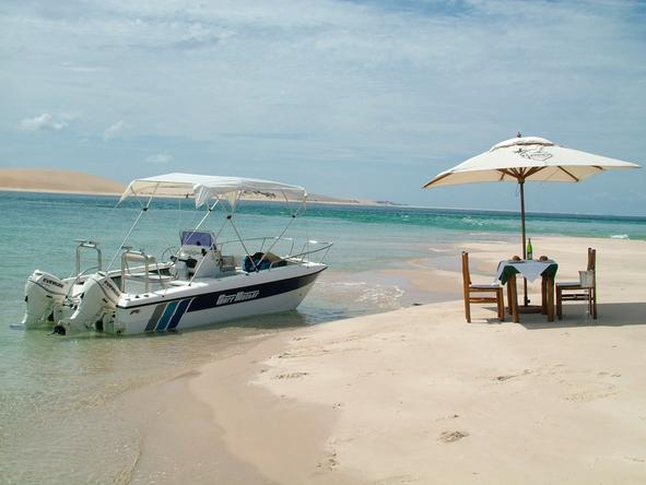 Vilanculos Beach Lodge - Boat Trip