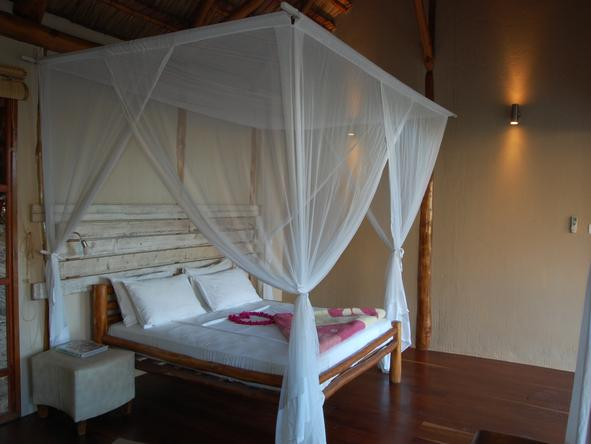 Vilanculos Beach Lodge - Bedroom