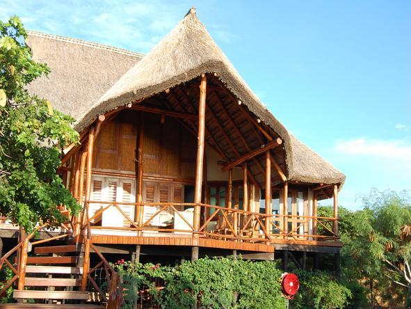 Vilanculos Beach Lodge - House