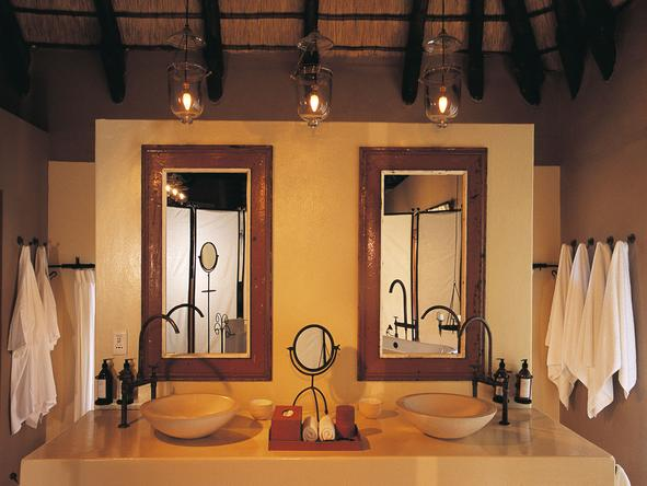 Villa Mushara - Bathroom