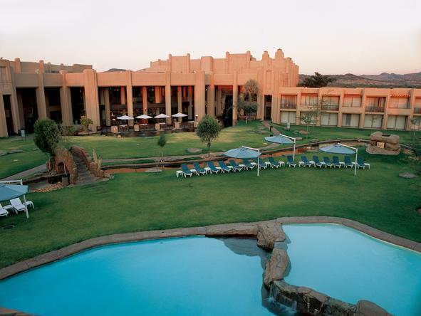 Windhoek Country Club Resort - Exterior