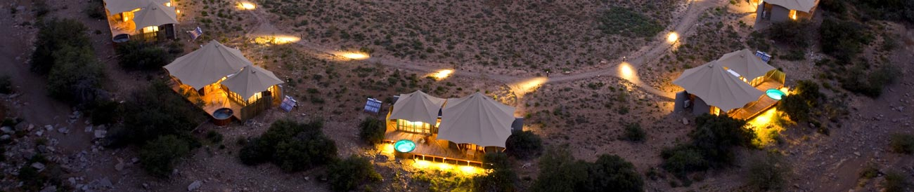 Dwyka Tented Lodge