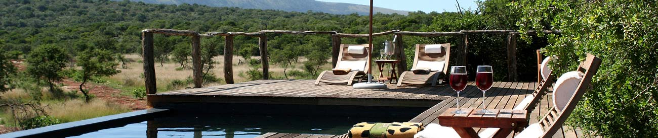 Pumba Msenge Bush Lodge