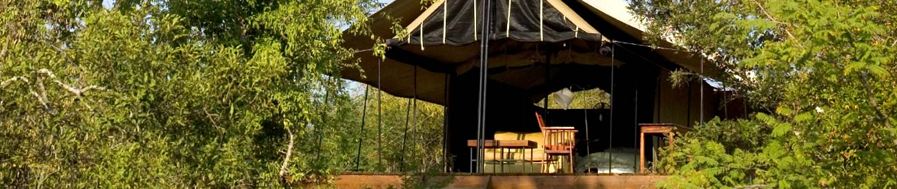 Honeyguide Mantobeni Tented Safari Camp