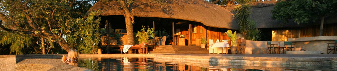 Impalila Island Lodge
